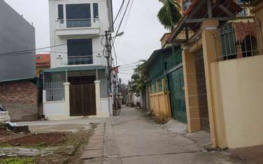 45.8 m2 residential land for sale in District Ha Dong