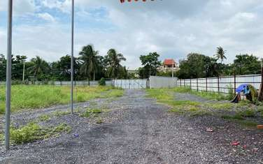 1000 m2 residential land for rent in District Thu Duc
