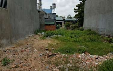 150 m2 residential land for sale in District Nhon Trach