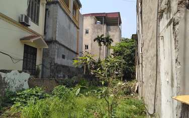 100 m2 residential land for sale in District Bac Tu Liem