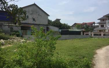 110 m2 residential land for sale in Ha Tinh