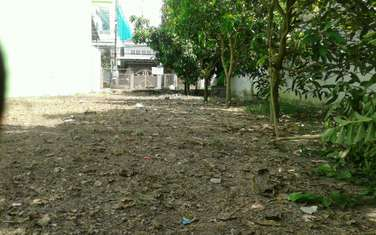 110 m2 residential land for sale in Thi xa Tay Ninh