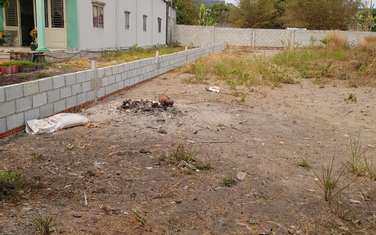288 m2 residential land for sale in District Cu Chi