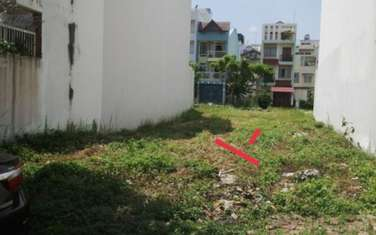 40 m2 residential land for sale in District Hoai Duc