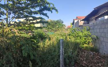 118.5 m2 residential land for sale in District Phu Vang