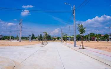 100 m2 land for sale in District Binh Son