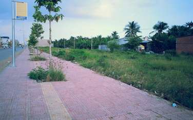 690 m2 residential land for rent in Thanh pho My Tho