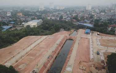 222 m2 residential land for sale in Thanh pho Thai Nguyen