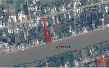 6000 m2 residential land for sale in District Gia Rai