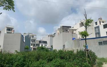 100 m2 residential land for sale in District Hong Bang
