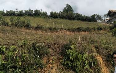 1575 m2 residential land for sale in District Sa Pa