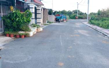 109 m2 residential land for sale in District Long Dien