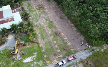 1761 m2 residential land for sale in District Cu Chi