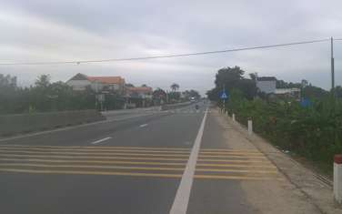 630 m2 residential land for sale in District Binh Son