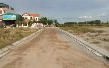 100 m2 land for sale in District My Hao