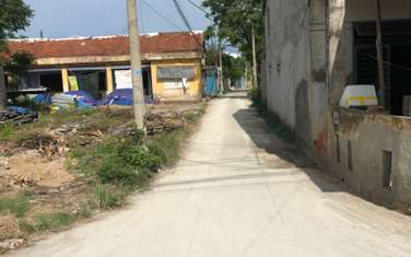 90 m2 residential land for sale in District Ngu Hanh Son