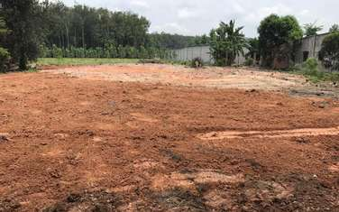 1200 m2 residential land for sale in District Ben Cat