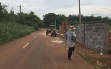 850 m2 residential land for sale in Ba Ria