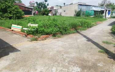 160 m2 residential land for sale in District Cu Chi