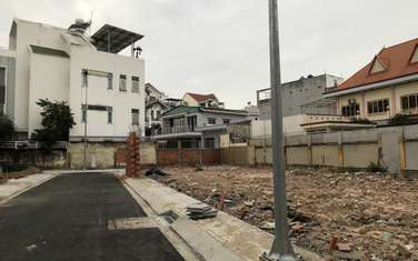 100 m2 residential land for sale in District Thu Duc