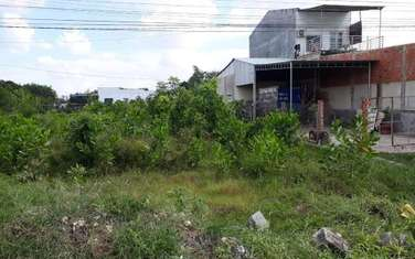300 m2 residential land for sale in Thi xa Tay Ninh