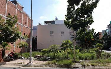250 m2 residential land for rent in District Thu Duc