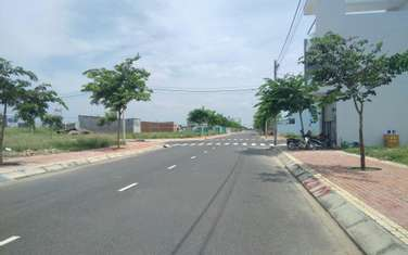 100 m2 residential land for sale in District Can Gio