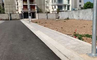 1363 m2 residential land for sale in District Can Gio