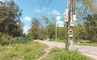 160 m2 residential land for sale in District Phu Vang