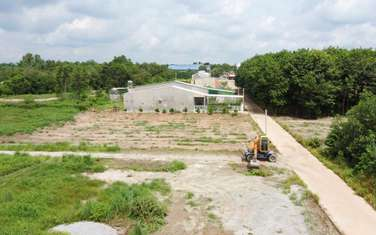 90 m2 land for sale in District Cu Chi