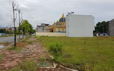 90 m2 residential land for sale in Hoa Binh