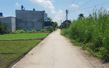 98 m2 land for sale in District Cu Chi