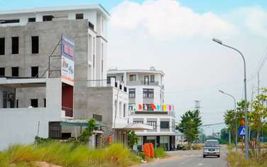 125 m2 land for sale in Thanh pho Quang Ngai