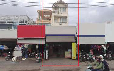 shop for rent in District 6