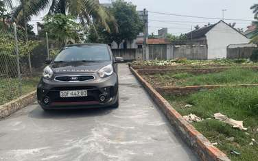 60 m2 residential land for sale in District Dong Anh