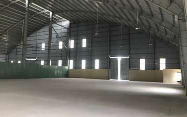 factory & warehouse for rent in District 2