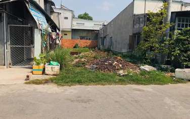 63 m2 residential land for sale in District Hoc Mon
