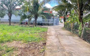 98 m2 residential land for sale in Ben Tre