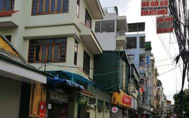 house for rent in District Dong Da