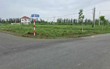 174.3 m2 residential land for sale in Thanh Pho Soc Trang
