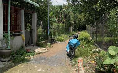 100 m2 residential land for sale in District Tan Uyen