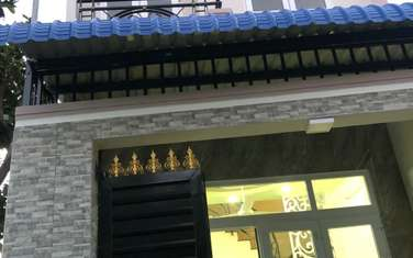 3 bedroom Private House for sale in District Hoc Mon