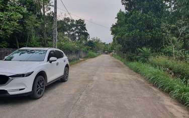 315 m2 residential land for sale in District Tam Dao