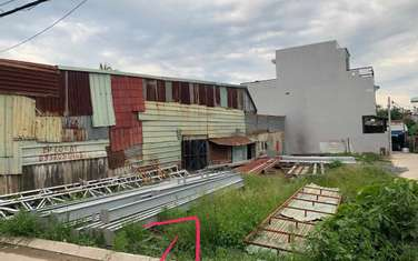 87 m2 residential land for sale in District 9