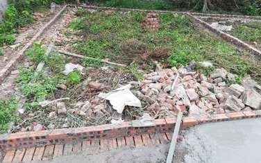60 m2 residential land for sale in District Van Lam