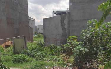 100 m2 land for sale in District Can Gio