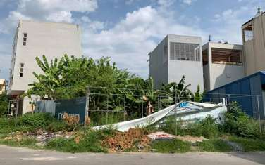 102 m2 land for sale in Thanh pho Nam Dinh