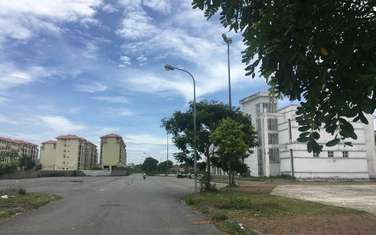 100 m2 land for sale in District Kien An