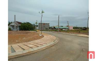 100 m2 residential land for sale in District Thang Binh