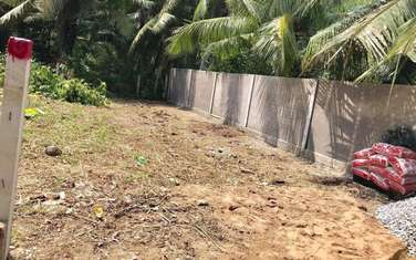 103 m2 residential land for sale in Ben Tre